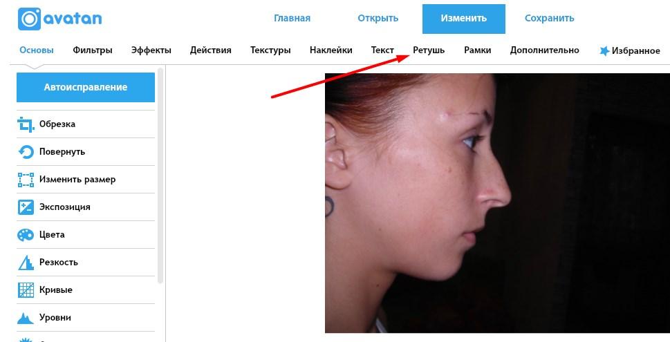 Программа моделирования носа онлайн