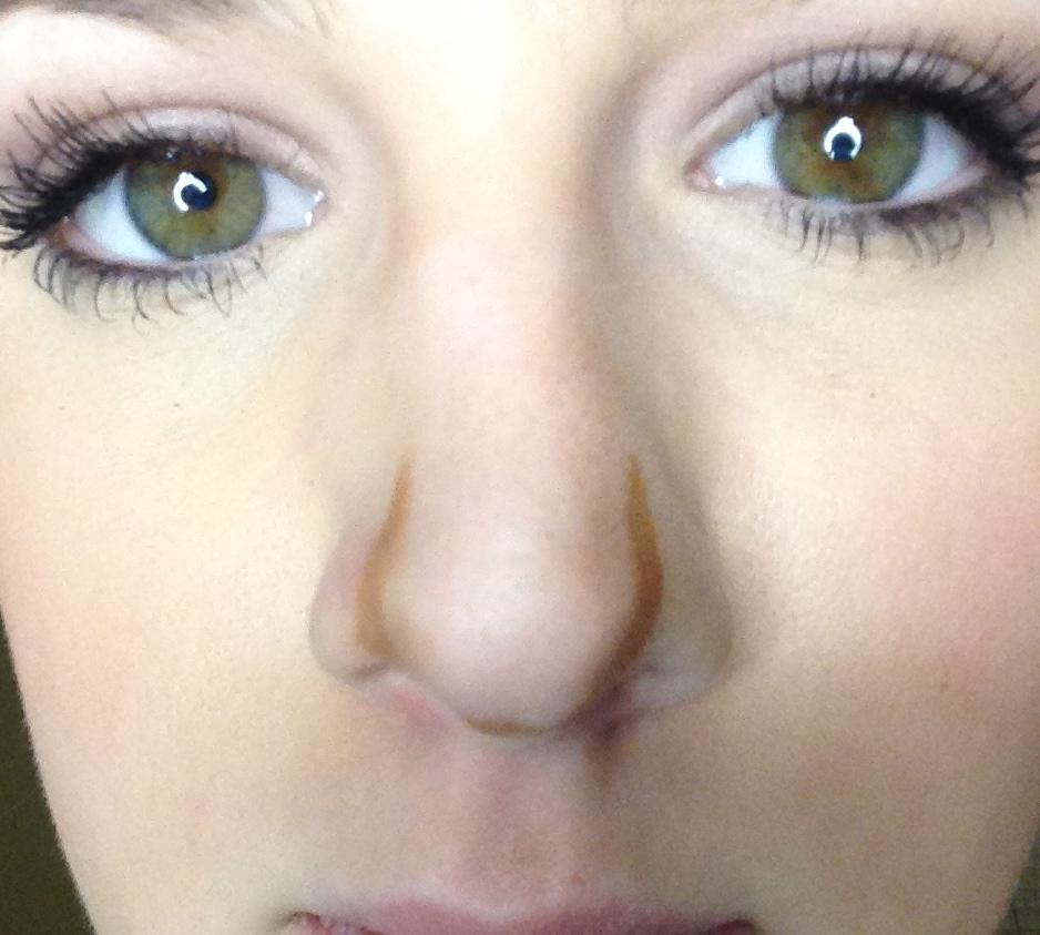 фотография маленьких ноздрей