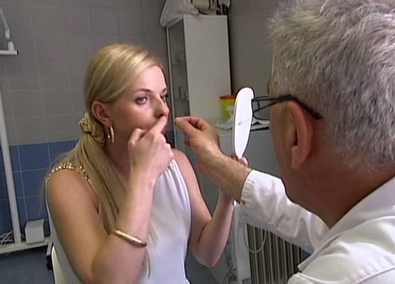 Как определить длинный нос