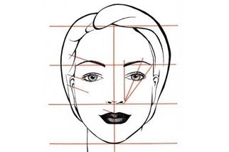 фото Идеальные пропорции лица и золотое сечение у мужчин и женщин