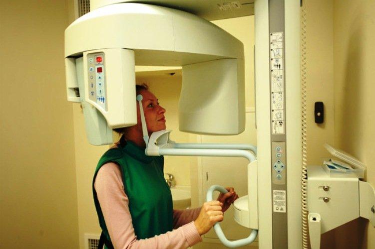 рентгенография пазух носа фото