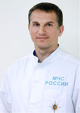 Хирург Шаповалов Сергей Георгиевич