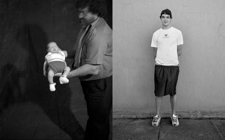 Ребенок спустя 21 год
